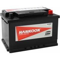 Автомобильный аккумулятор Hankook 6СТ-74 R+ MF57412