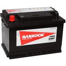 Автомобильный аккумулятор Hankook 6СТ-74 L+ MF57413