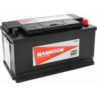 Автомобильный аккумулятор Hankook 6СТ-100 R+ MF60038