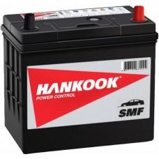 Автомобильный аккумулятор Hankook 6СТ-48 R+ asia MF60B24LS