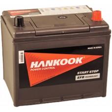 Автомобильный аккумулятор Hankook 6СТ-65 R+ AGM SE Q85(90D23L)