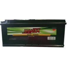 Грузовой  аккумулятор Hanza 6СТ-140 L+ Gold
