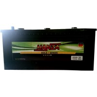 Грузовой  аккумулятор Hanza 6СТ-225 L+ Gold