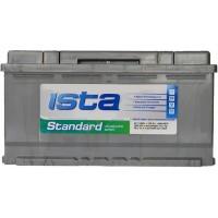 Автомобильный аккумулятор Ista 6СТ-100 R+ Standard