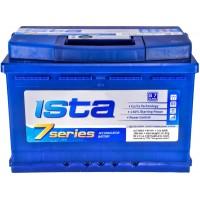 Автомобильный аккумулятор Ista 6СТ-80 R+ 7 Series