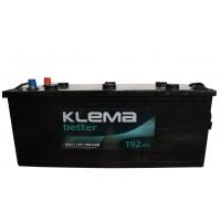 Грузовой аккумулятор Klema 6СТ-192 L+