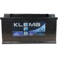 Автомобильный аккумулятор Klema EFB 6СТ-110 R+