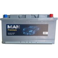 Автомобильный аккумулятор MAN 6СТ-100 R+ Premium