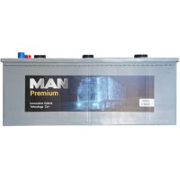 Грузовой  аккумулятор MANс6СТ-190 L+ Premium