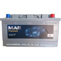Автомобильный аккумулятор MAN 6СТ-90 R+ Premium