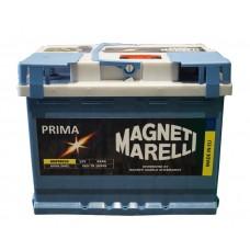Автомобильный аккумулятор Magneti Marelli 6СТ-62 L+ Prima