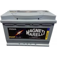Автомобильный аккумулятор Magneti Marelli 6СТ-75 L+ Prima