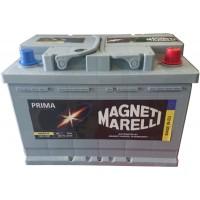 Автомобильный аккумулятор Magneti Marelli 6СТ-75 R+ Prima