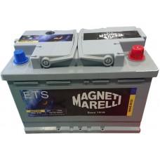 Автомобильный аккумулятор Magneti Marelli 6СТ-75 R+ ETS