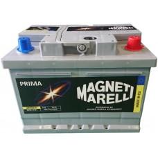 Автомобильный аккумулятор Magneti Marelli 6СТ-62 R+ Prima