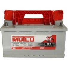 Автомобильный аккумулятор Mutlu 6СТ-100 R+ Series 2