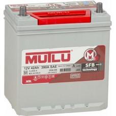 Автомобильный аккумулятор Mutlu 6СТ-42 L+ Jis Series 3