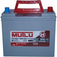 Автомобильный аккумулятор Mutlu 6СТ-55 R+ Jis Series 3