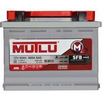 Автомобильный аккумулятор Mutlu 6СТ-60 R+ NK Series 3