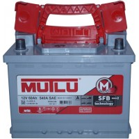 Автомобильный аккумулятор Mutlu 6СТ-60 L+ Series 2