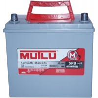 Автомобильный аккумулятор Mutlu 6СТ-60 R+ Jis Series 2