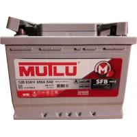 Автомобильный аккумулятор Mutlu 6СТ-63 R+ Series 3