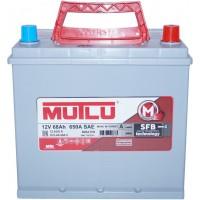 Автомобильный аккумулятор Mutlu 6СТ-68 R+ Jis Series 3