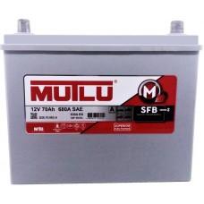 Автомобильный аккумулятор Mutlu 6СТ-70 L+ Jis Series 2