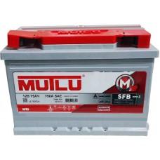 Автомобильный аккумулятор Mutlu 6СТ-75 L+ Series 3