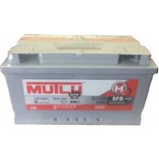 Автомобильный аккумулятор Mutlu 6СТ-80 R+ Series 2