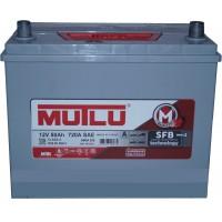 Автомобильный аккумулятор Mutlu 6СТ-80 R+ Jis Series 3 Mutlu 80R+ asia без юбки