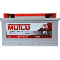 Автомобильный аккумулятор Mutlu 6СТ-85 R+ Series 3