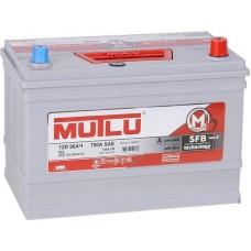 Автомобильный аккумулятор Mutlu 6СТ-90 R+ Jis Series 2