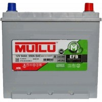 Автомобильный аккумулятор Mutlu 6СТ-64 R+ Jis EFB +Start Stop