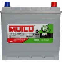 Автомобильный аккумулятор Mutlu 6СТ-64 R+ EFB +Start Stop