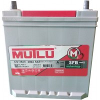 Автомобильный аккумулятор Mutlu 6СТ-35L+ Jis Series 2
