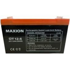 Аккумулятор промышленный Maxion OT 6-12