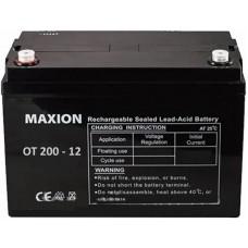 Аккумулятор промышленный Maxion OT 12-200
