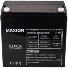 Аккумулятор промышленный Maxion OT 12-55