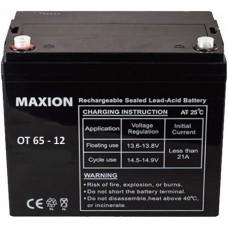Аккумулятор промышленный Maxion OT 12-65