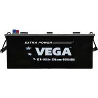 Грузовой аккумулятор Vega 6СТ-140 L+ Premium
