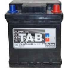 Автомобильный аккумулятор TAB 6СТ-45 R+ Polar