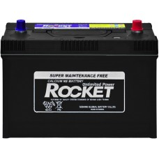 Автомобильный аккумулятор Rocket 6СТ-100 R+ Jis Standart