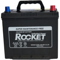 Автомобильный аккумулятор Rocket 6СТ-55 R+ Jis Standart