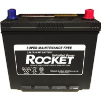 Автомобильный аккумулятор Rocket 6СТ-45 R+ Jis Standart