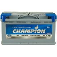 Автомобильный аккумулятор Champion 6СТ-100 R+ Standart