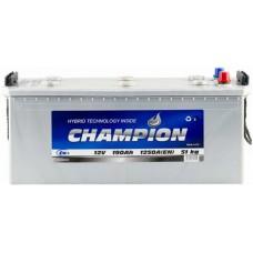 Грузовой аккумулятор Champion 6СТ-190 L+ Standart