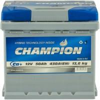 Автомобильный аккумулятор Champion 6СТ-50 L+ Standart