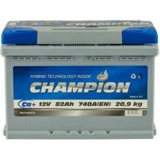 Автомобильный аккумулятор Champion 6СТ-82 R+ Standart