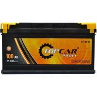 Автомобильный аккумулятор Top Car 6СТ-100 R+ Profi